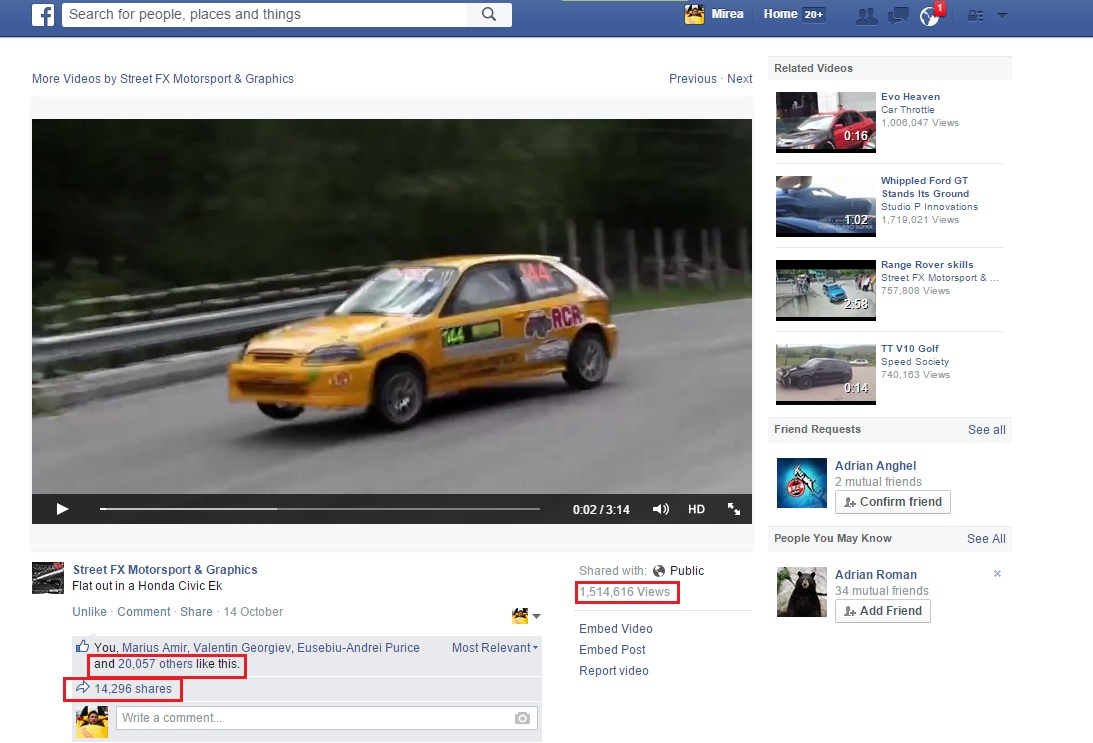Alex Mirea - Honda Civic EK4